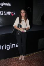 Shruti Seth at the screening of It�s Not That Simple on 3rd Oct 2016 (22)_57f4887e1897b.JPG