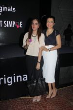 Shruti Seth, Mini Mathur at the screening of It�s Not That Simple on 3rd Oct 2016 (15)_57f4888ba17aa.JPG