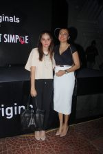 Shruti Seth, Mini Mathur at the screening of It�s Not That Simple on 3rd Oct 2016 (18)_57f48b4ed29c7.JPG