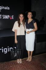 Shruti Seth, Mini Mathur at the screening of It�s Not That Simple on 3rd Oct 2016 (19)_57f48b593ccfb.JPG