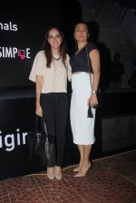 Shruti Seth, Mini Mathur at the screening of It�s Not That Simple on 3rd Oct 2016 (16)_57f48b386cebe.JPG