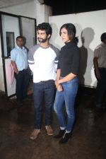 Siddharth Menon, Shriya Pilgaonkar at the Screening of Queen of Katwe in Sunny Super Sound on 4th Oct 2016 (18)_57f4947603492.JPG