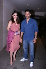 Soha Ali KHan and Kunal Khemu snapped on ocaasion of bday on 4th Oct 2016 (9)_57f4e83355ce4.JPG