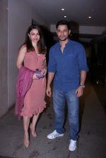 Soha Ali KHan and Kunal Khemu snapped on ocaasion of bday on 4th Oct 2016 (1)_57f4e7d98fa18.JPG