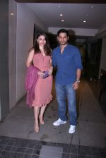 Soha Ali KHan and Kunal Khemu snapped on ocaasion of bday on 4th Oct 2016 (4)_57f4e83a8c8b6.JPG