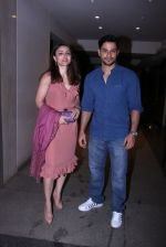 Soha Ali KHan and Kunal Khemu snapped on ocaasion of bday on 4th Oct 2016 (6)_57f4e847dd58d.JPG