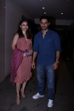 Soha Ali KHan and Kunal Khemu snapped on ocaasion of bday on 4th Oct 2016 (8)_57f4e81f97f68.JPG