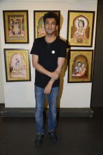 Vikas Khanna inaugurates Suvigya Sharma_s exhibtion on 3rd Oct 2016 (47)_57f49576d2b64.JPG