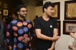 Vikas Khanna inaugurates Suvigya Sharma_s exhibtion on 3rd Oct 2016 (50)_57f495b3e7e6b.JPG
