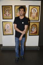 Vikas Khanna inaugurates Suvigya Sharma_s exhibtion on 3rd Oct 2016 (51)_57f495bd8eaab.JPG