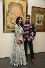 inaugurates Suvigya Sharma_s exhibtion on 3rd Oct 2016 (14)_57f49571b166d.JPG