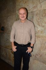 Anupam Kher at Mirzya screening on 4th Oct 2016 (20)_57f5c379191f9.JPG