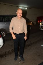 Anupam Kher at Mirzya screening on 4th Oct 2016 (21)_57f5c3863a3da.JPG