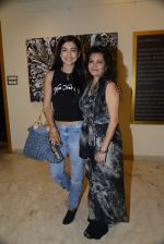 Gauhar Khan at Anu Malhotra art exhibition in Mumbai on 5th Oct 2016 (147)_57f5e332aaac2.JPG