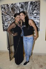 Gauhar Khan at Anu Malhotra art exhibition in Mumbai on 5th Oct 2016 (148)_57f5e33d1b752.JPG
