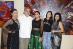 Gauhar Khan at Anu Malhotra art exhibition in Mumbai on 5th Oct 2016 (175)_57f5e3b397644.JPG