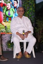 Gulzar at the music launch of Motu Patlu-bKing of Kings 3D on 4th Oct 2016 (32)_57f5c4e0c49ea.JPG