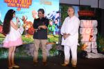 Gulzar, Vishal Bharadwaj at the music launch of Motu Patlu-bKing of Kings 3D on 4th Oct 2016 (17)_57f5c44c78ff8.JPG