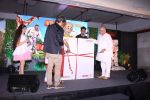 Gulzar, Vishal Bharadwaj at the music launch of Motu Patlu-bKing of Kings 3D on 4th Oct 2016 (5)_57f5c43ee34e1.JPG