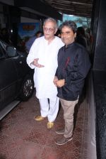 Gulzar, Vishal Bharadwaj at the music launch of Motu Patlu-bKing of Kings 3D on 4th Oct 2016 (51)_57f5c4a630569.JPG