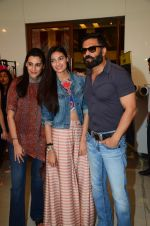 Mana Shetty, Athiya Shetty, Sunil Shetty at Araish in Mumbai on 4th Oct 2016 (126)_57f5d2462c380.JPG