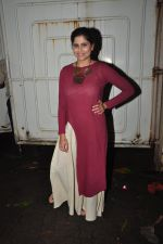 Sai Tamhankar snapped at a screening on 5th Oct 2016 (13)_57f5d80f6a4d1.JPG