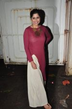 Sai Tamhankar snapped at a screening on 5th Oct 2016 (14)_57f5d814adbb7.JPG