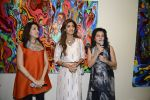 Shilpa Shetty at Anu Malhotra art exhibition in Mumbai on 5th Oct 2016 (153)_57f5e593b9cef.JPG