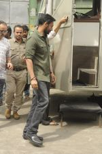 Ajay Devgan snapped at Filmcity on 6th Oct 2016 (5)_57f72f767e910.JPG