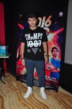 Divyendu Sharma at the Trailer launch of film 2016 The End on 6th Oct 2016 (17)_57f76d1e50e90.JPG