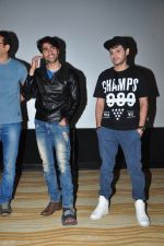 Divyendu Sharma, Harshad Chopra at the Trailer launch of film 2016 The End on 6th Oct 2016 (40)_57f76f0b68d50.JPG