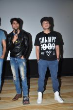 Divyendu Sharma, Harshad Chopra at the Trailer launch of film 2016 The End on 6th Oct 2016 (5)_57f76d2d38a1b.JPG
