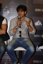 Hiten Tejwani at Trailer launch of Saansein on 5th Oct 2016 (159)_57f72a93e366c.JPG