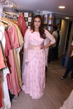 Huma Qureshi at Tanzila Antulay store preview on 6th Oct 2016 (38)_57f7370eede80.JPG