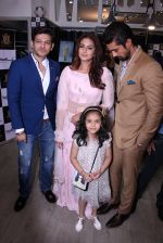 Huma Qureshi, Saqib Saleem at Tanzila Antulay store preview on 6th Oct 2016 (61)_57f73d3e1a46c.JPG