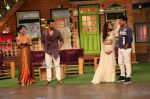 Jennifer Winget, Kushal Tandon and Aneri Vajani promote Beyhadh on the sets of The Kapil Sharma Show on 5th oct 2016 (6)_57f72b347c7d3.JPG