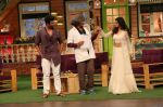 Jennifer Winget, Kushal Tandon promote Beyhadh on the sets of The Kapil Sharma Show on 5th oct 2016 (9)_57f72b4b3c161.JPG