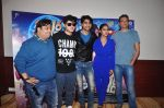 Kiku Sharda, Divyendu Sharma, Harshad Chopra, Priya Banerjee, Jaideep Chopra at the Trailer launch of film 2016 The End on 6th Oct 2016 (6)_57f76d40b36c0.JPG