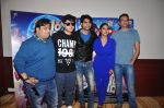 Kiku Sharda, Divyendu Sharma, Harshad Chopra, Priya Banerjee, Jaideep Chopra at the Trailer launch of film 2016 The End on 6th Oct 2016 (7)_57f76f81eb77a.JPG