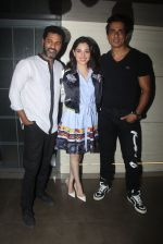 Prabhu Deva, Tamannaah Bhatia, Sonu Sood at Tutak Tutak Tutiya premiere on 6th Oct 2016 (109)_57f7417374200.JPG