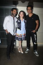 Prabhu Deva, Tamannaah Bhatia, Sonu Sood at Tutak Tutak Tutiya premiere on 6th Oct 2016 (115)_57f741819e362.JPG