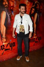 Sanjay Kapoor snapped at Mirzya Screening on 6th Oct 2016 (44)_57f731e46dea7.JPG