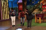 Shankar Ehsaan Loy on the sets of The Kapil Sharma Show on 5th Oct 2016 (4)_57f72d841c7bc.JPG