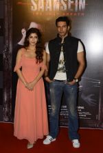 Sonarika Bhadoria at Trailer launch of Saansein on 5th Oct 2016 (158)_57f727e094648.JPG