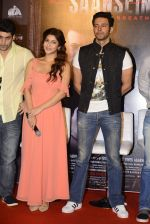Sonarika Bhadoria, Rajneesh Duggal at Trailer launch of Saansein on 5th Oct 2016 (134)_57f728309fa1b.JPG