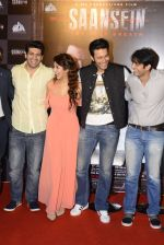Sonarika Bhadoria, Rajneesh Duggal, Hiten Tejwani at Trailer launch of Saansein on 5th Oct 2016 (134)_57f72ac1800d6.JPG