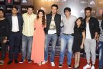 Sonarika Bhadoria, Rajneesh Duggal, Hiten Tejwani at Trailer launch of Saansein on 5th Oct 2016 (135)_57f72ad15011b.JPG
