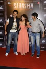 Sonarika Bhadoria, Rajneesh Duggal, Hiten Tejwani at Trailer launch of Saansein on 5th Oct 2016 (138)_57f728509047a.JPG