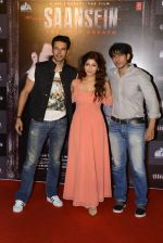 Sonarika Bhadoria, Rajneesh Duggal, Hiten Tejwani at Trailer launch of Saansein on 5th Oct 2016 (139)_57f72adf4af26.JPG
