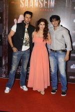 Sonarika Bhadoria, Rajneesh Duggal, Hiten Tejwani at Trailer launch of Saansein on 5th Oct 2016 (140)_57f7285970295.JPG